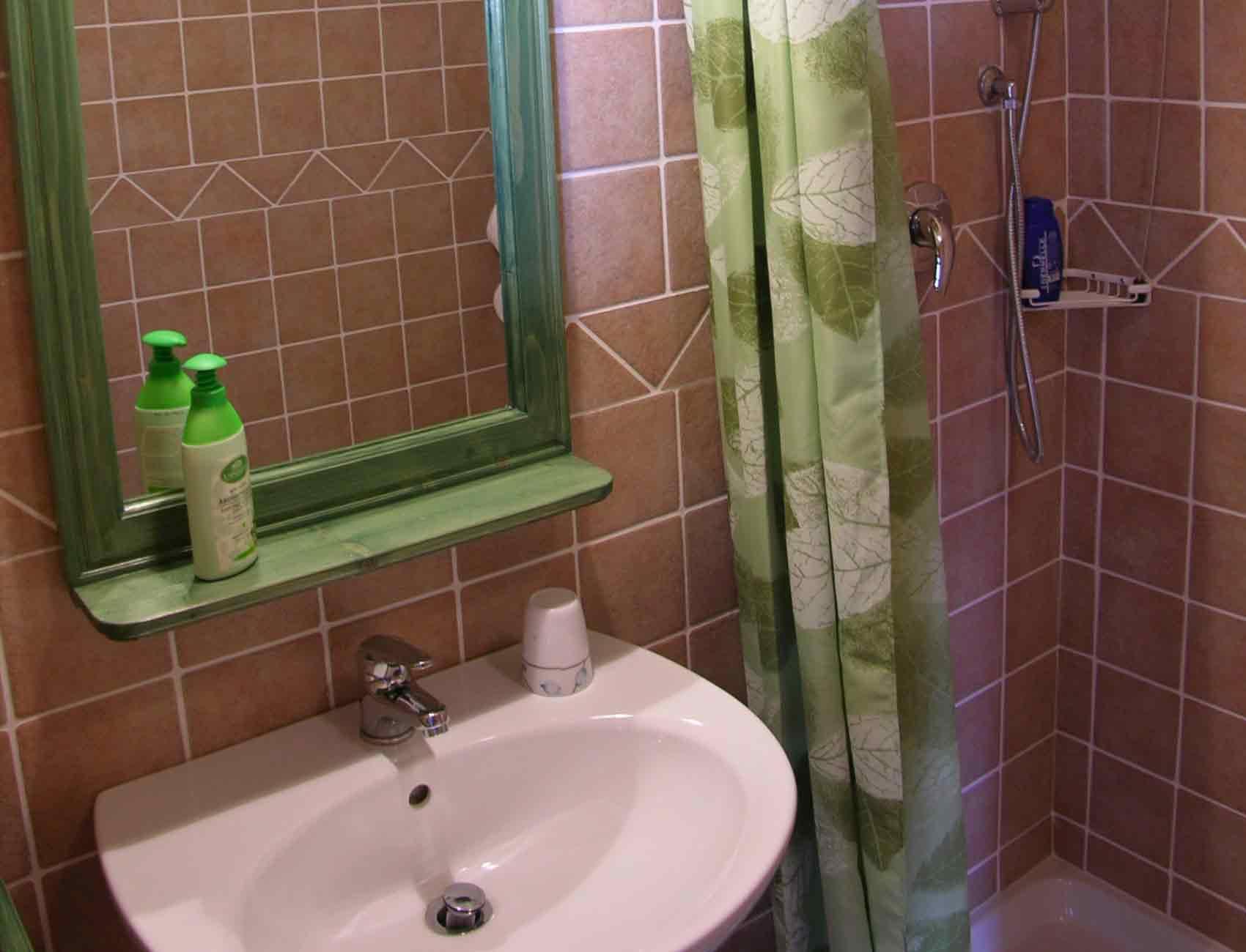Agriturismo Zennare - Camera doppia - Il bagno