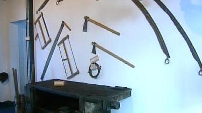 Adria - Septem Maria Museum strumenti della bonifica
