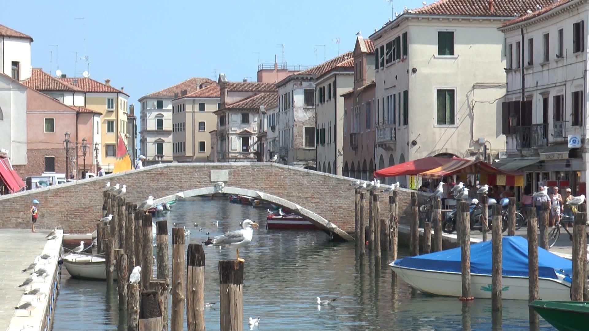 Chioggia - Canal Vena