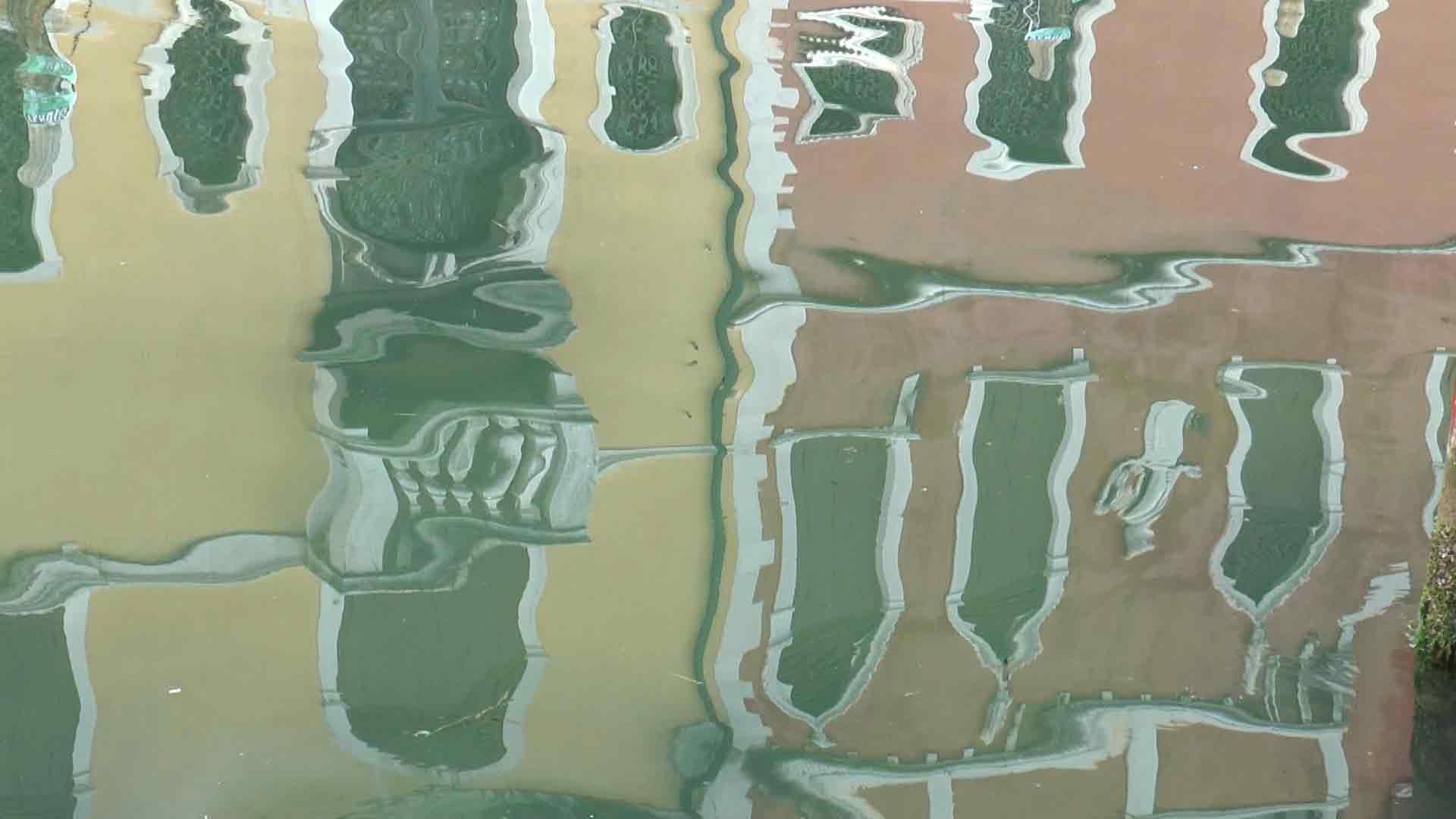 Chioggia - Riflessi d'acqua