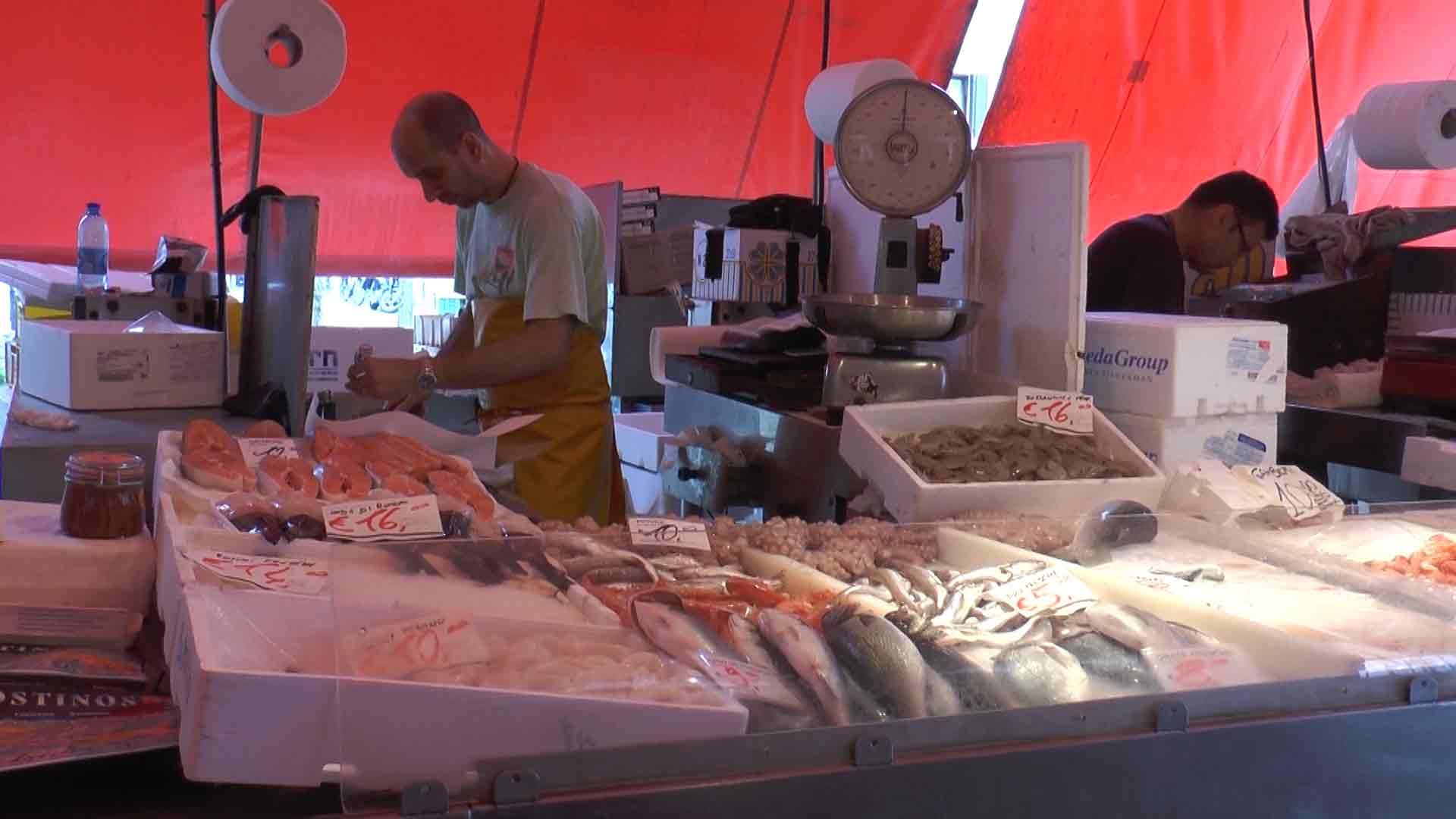 Chioggia - Mercato ittico