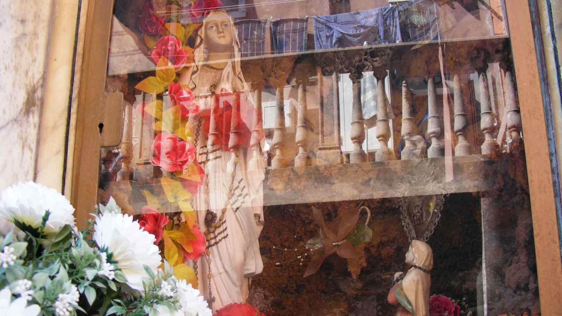 Chioggia - Icona della Madonna