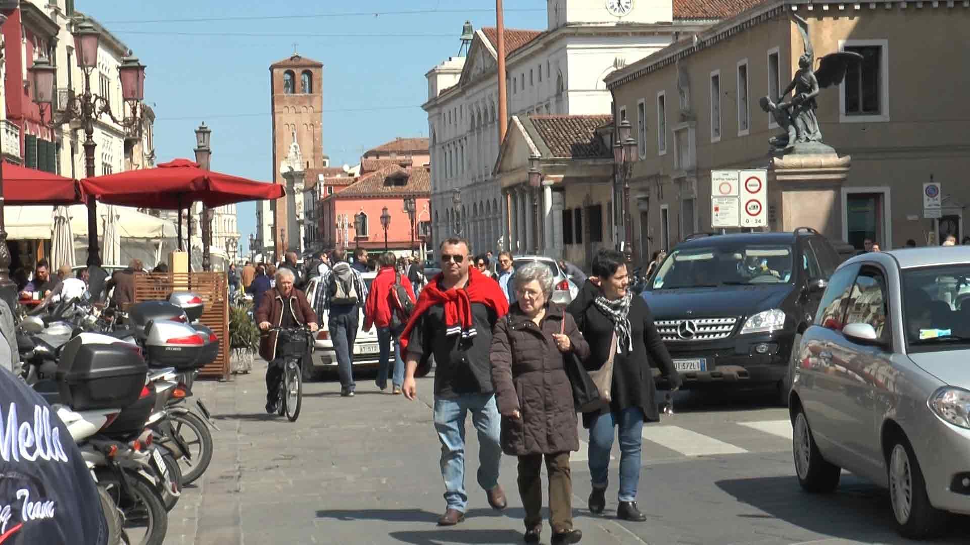 Chioggia - Corso del Popolo