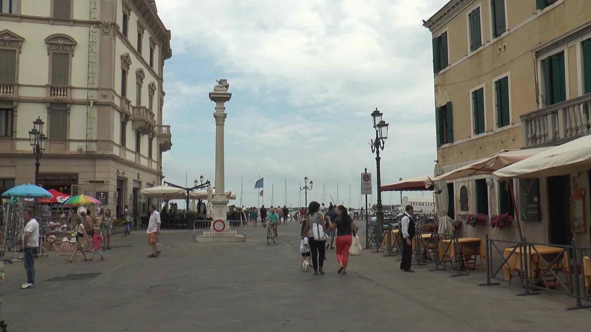 Chioggia - Piazzetta Vigo
