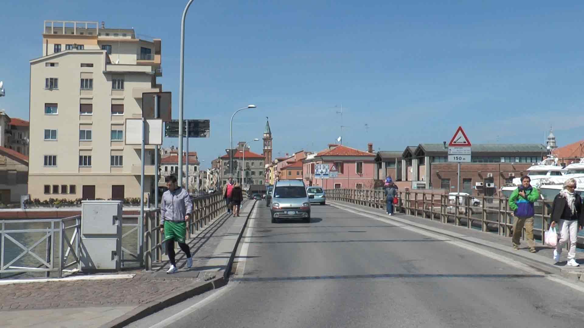 Chioggia - Ponte San Giacomo