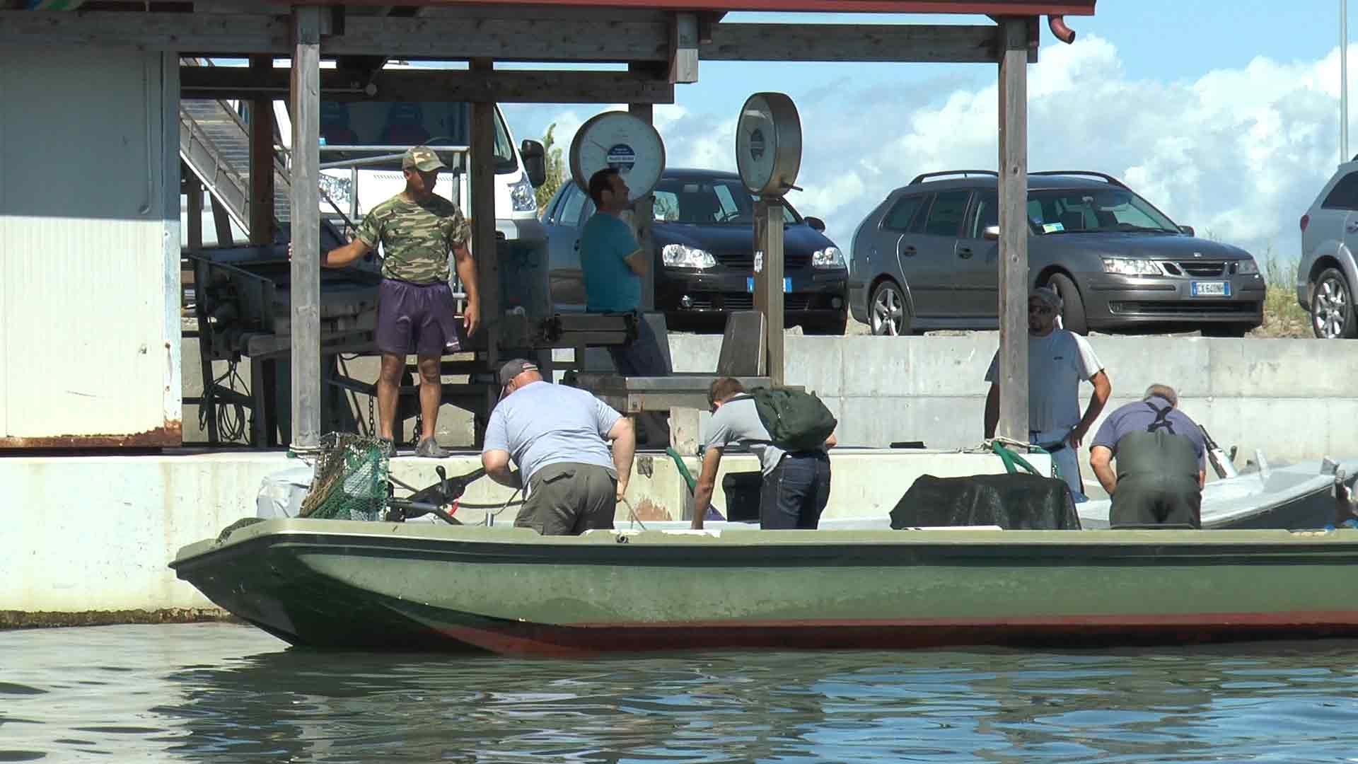 Delta del Po - Pescatori a Pila