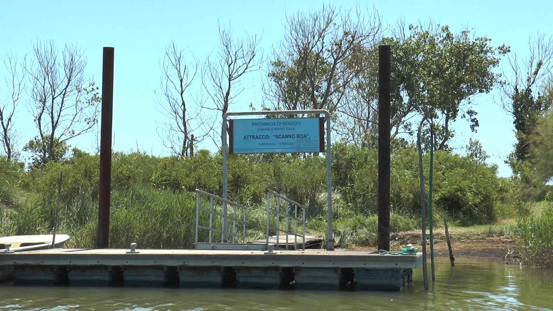 Delta del Po - Scanno Boa