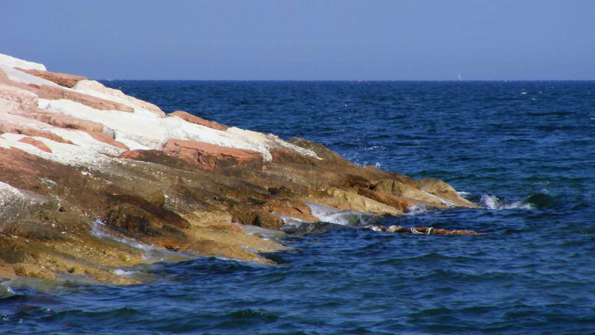Pellestrina - La spiaggia