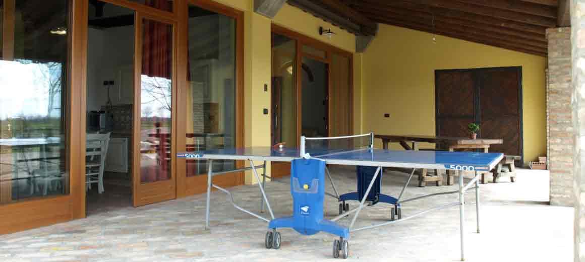 Agriturismo Zennare - La Barchessa