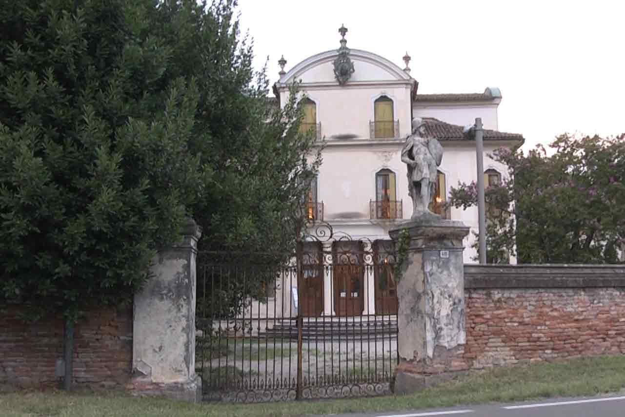 Agriturismo Zennare - Mira, Villa Widman
