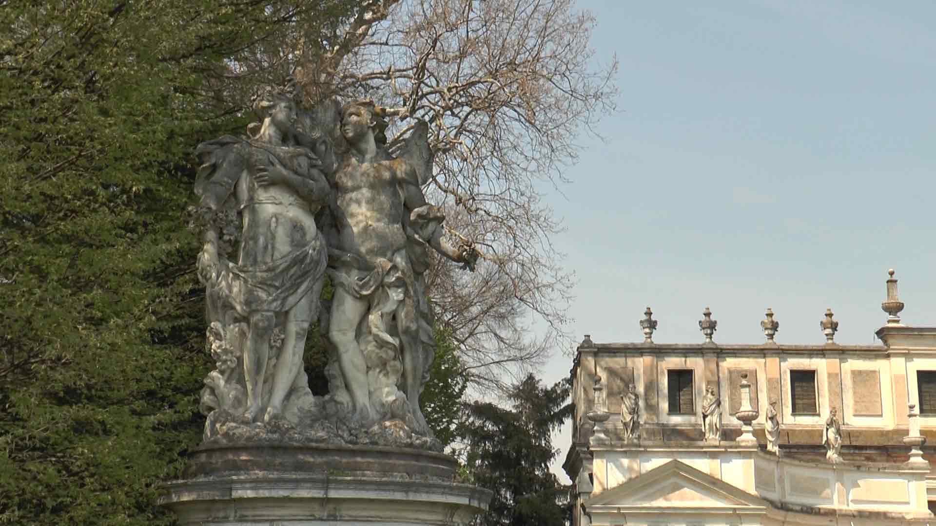 Riviera del Brenta - Stra, Il parco di Villa Imperiale