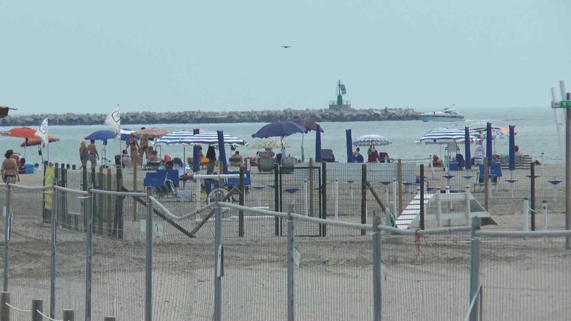 Sottomarina - La spiaggia a San Felice
