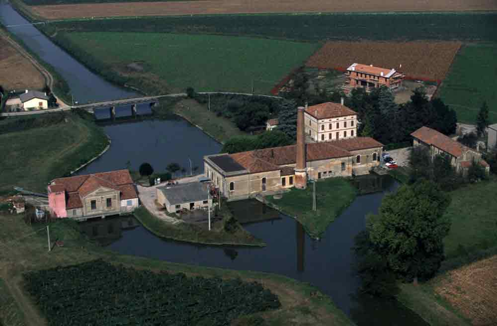 Idrovora Santa Margherita
