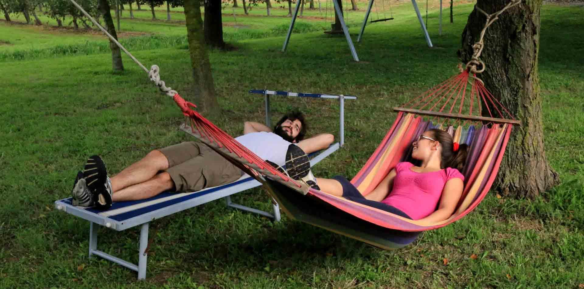 Relax nella quiete di Zennare
